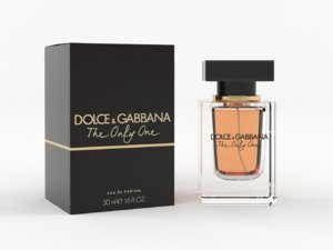3D dolce gabbana spray women