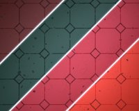 Tiles pack - Four colors(PBR)