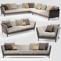 bretagne sofa 3D