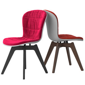 adelaide chair 3D