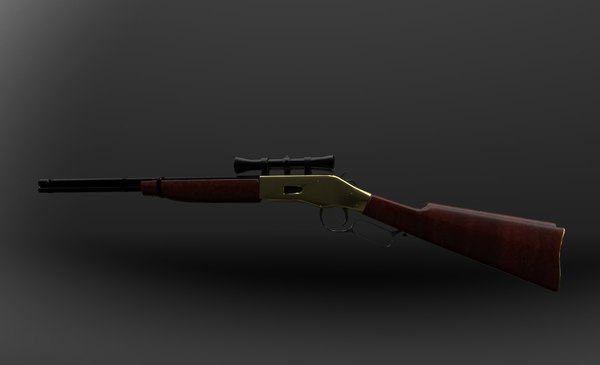 winchester rifle model