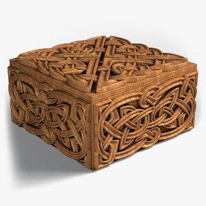 casket 3D