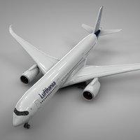 Airbus A350-900_LUFTHANSA_L224