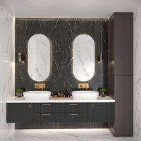 3D model bathroom corona