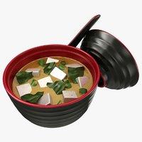 miso soup model