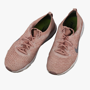 shoes realistic 3D model