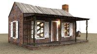 Evil Dead Cabin