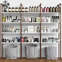 set beauty salons 3D