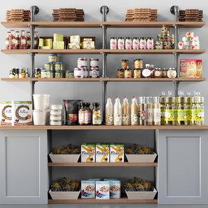 coffee kitchen model