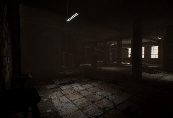 abandoned pack 3D model