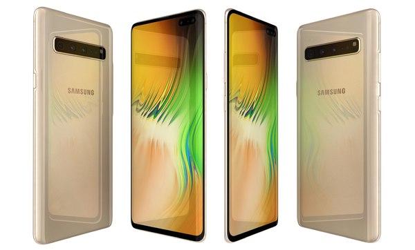 samsung galaxy s10 5g 3D model
