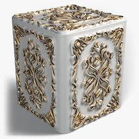 casket model