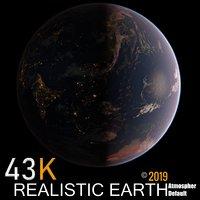 UltraHd 43K Realistic World