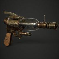 Retro Ray Gun