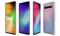 Samsung Galaxy S10 5G All Colors