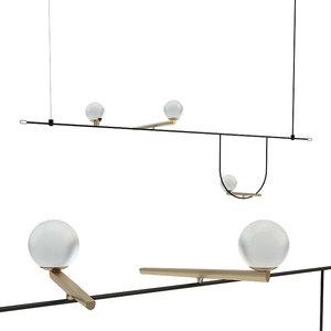 artemide - yanzi light model