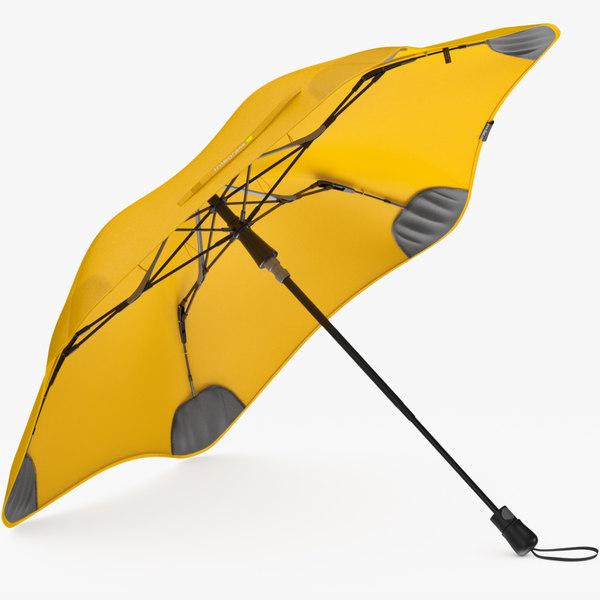 umbrella open model