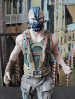 Bane statue for 3d print