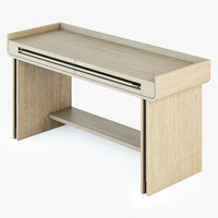 3D distinct desk