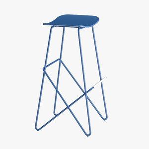 3D endless stool desalto