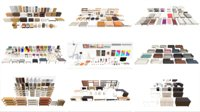 3D home contemporary furniture model