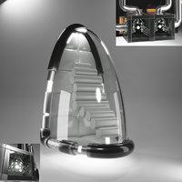 space ship capsule 3D model