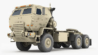 Military truck M1088 armored cab