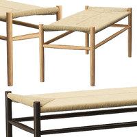 3D fdb j83b bench model