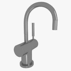 water tap 3 3D