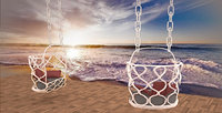 hanging chair seat 3D