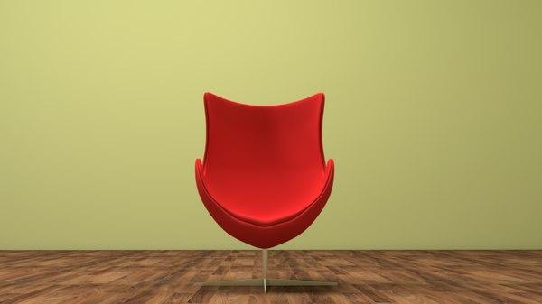 egg chair model
