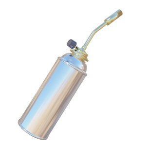 gas torch - ready 3D