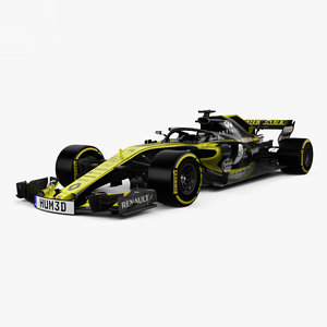 car s 3D model