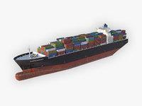 Cargo Ship Clean