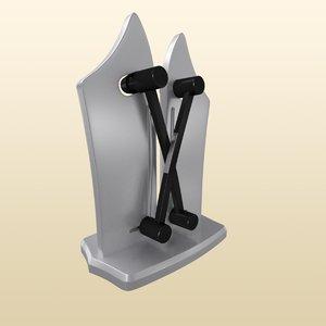 3D sharpener