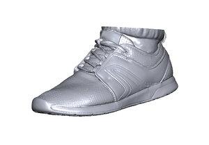 3D realistic shoe