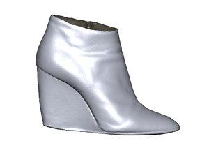 3D realistic shoe model