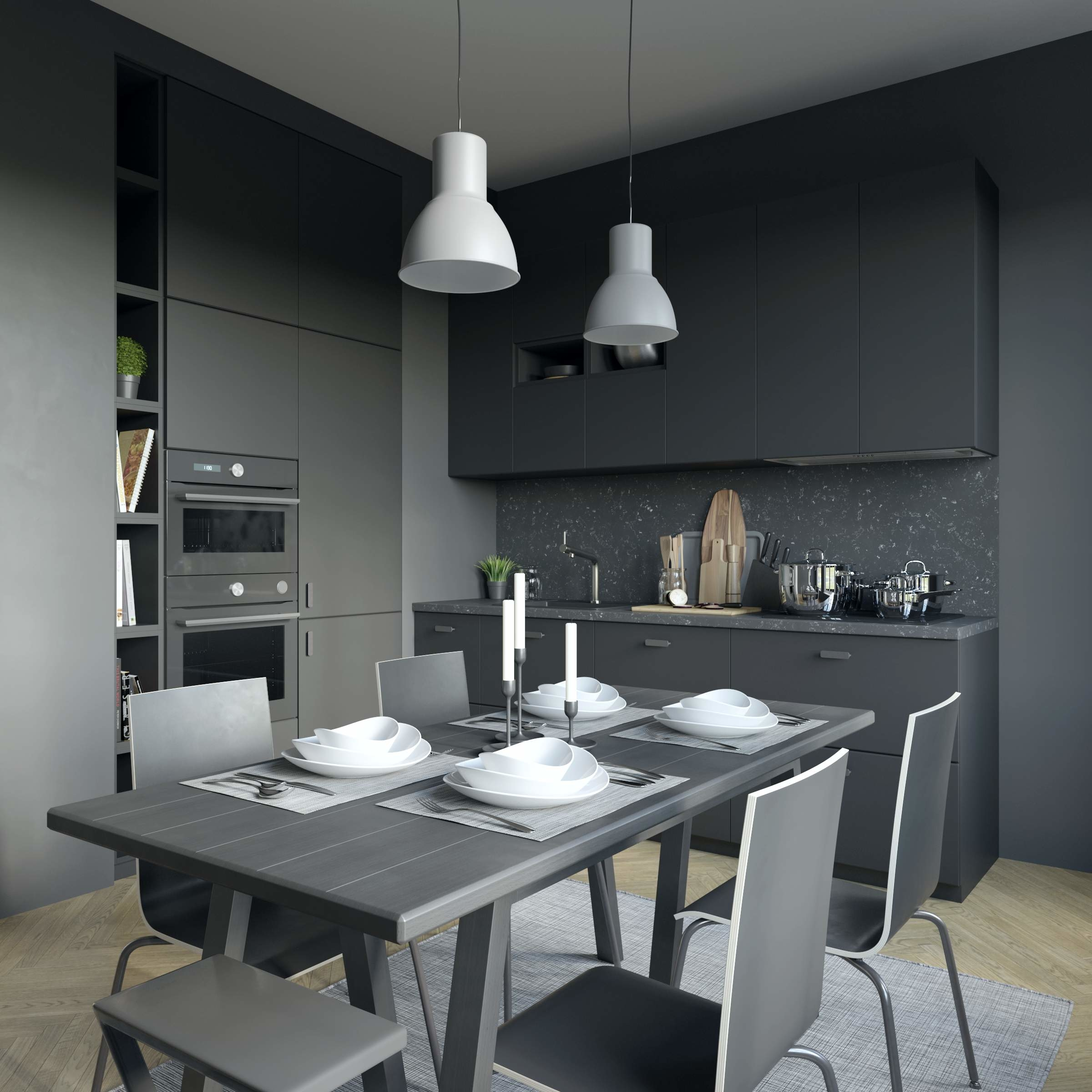 Kitchen IKEA Kungsbacka