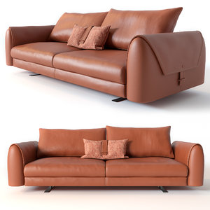 sofa corona 3D