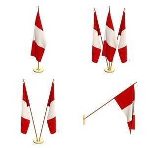 3D flag office cycles
