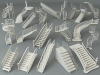 Stairs - Part - 1 - 20 pieces