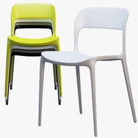 Bontempi Gipsy Dining Chair