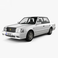 Toyota Crown Comfort 1995
