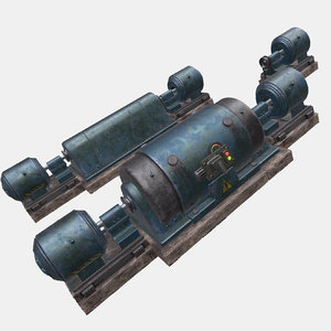 diesel generator engine model