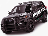 explorer police interceptor model