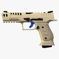 3D walther q5 sf coyote