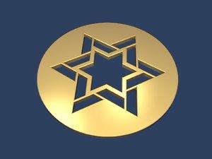 star david medallion model