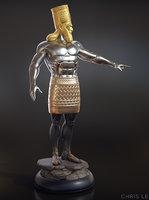 Daniel 2 State King Nebuchadnezzar