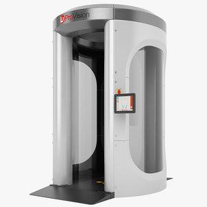 3D model l-3 provision security