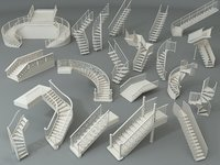 Stairs - Part - 2 - 20 pieces